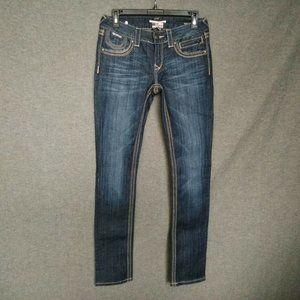 ReRock for Express Skinny Leg Jeans